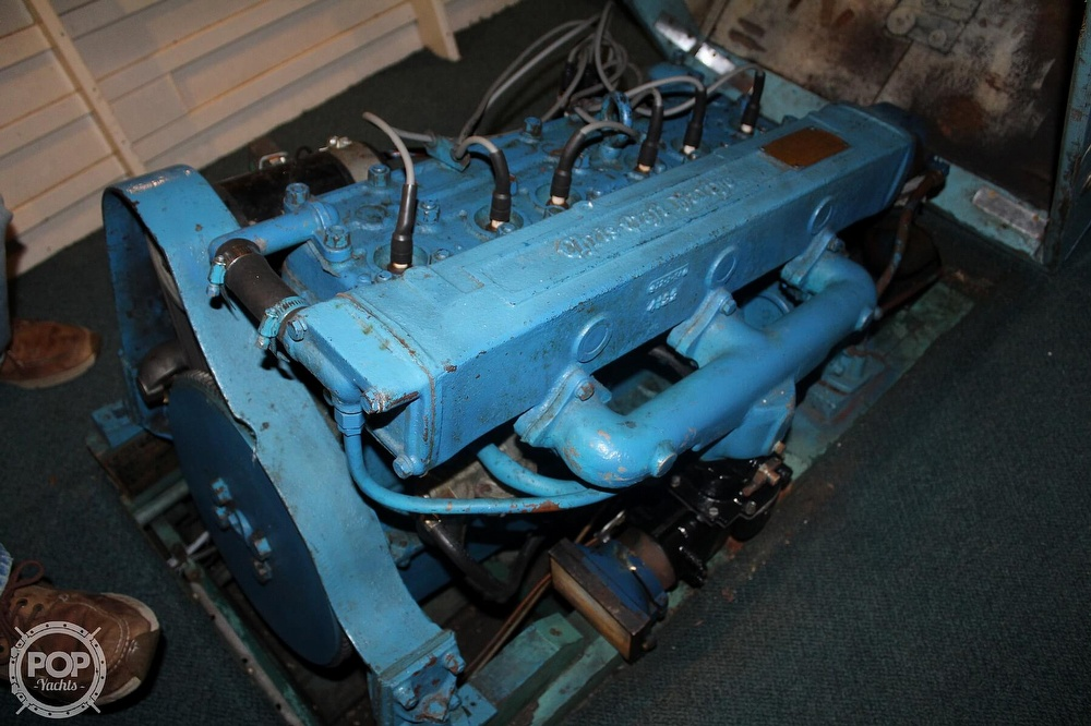 1955 Chris Craft boat for sale, model of the boat is sportsman & Image # 32 of 40