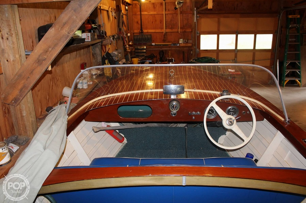 1955 Chris Craft boat for sale, model of the boat is sportsman & Image # 2 of 40