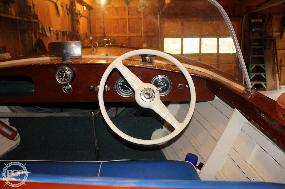 1955 Chris Craft boat for sale, model of the boat is sportsman & Image # 16 of 40