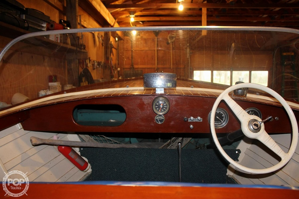 1955 Chris Craft boat for sale, model of the boat is sportsman & Image # 17 of 40