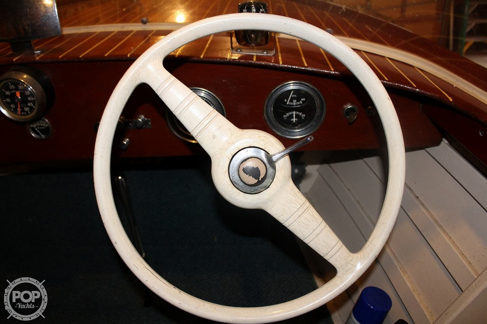 1955 Chris Craft boat for sale, model of the boat is sportsman & Image # 19 of 40