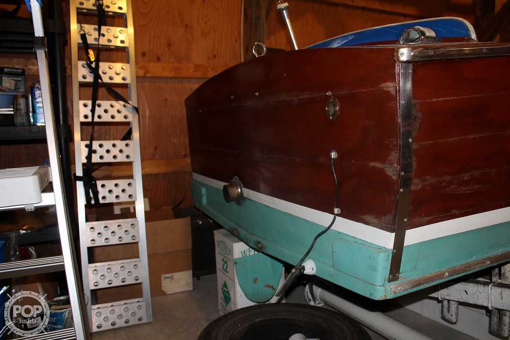 1955 Chris Craft boat for sale, model of the boat is sportsman & Image # 22 of 40