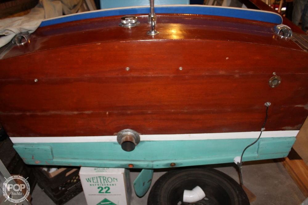 1955 Chris Craft boat for sale, model of the boat is sportsman & Image # 23 of 40