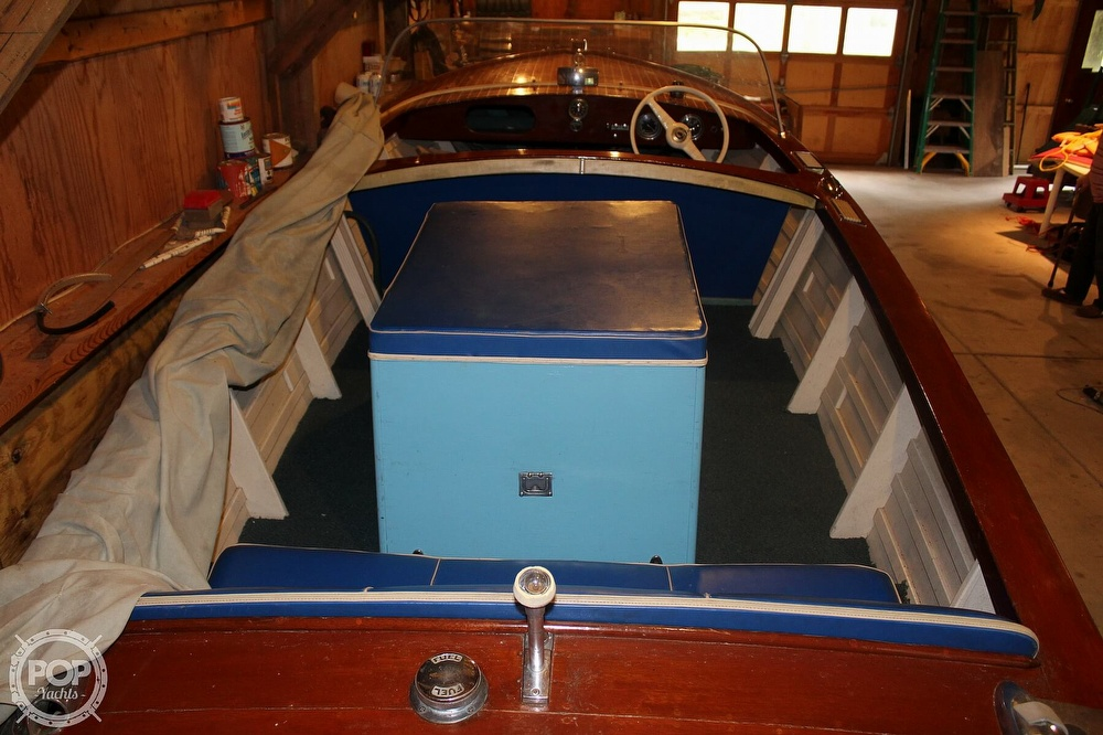 1955 Chris Craft boat for sale, model of the boat is sportsman & Image # 6 of 40
