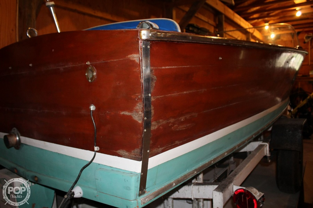 1955 Chris Craft boat for sale, model of the boat is sportsman & Image # 26 of 40