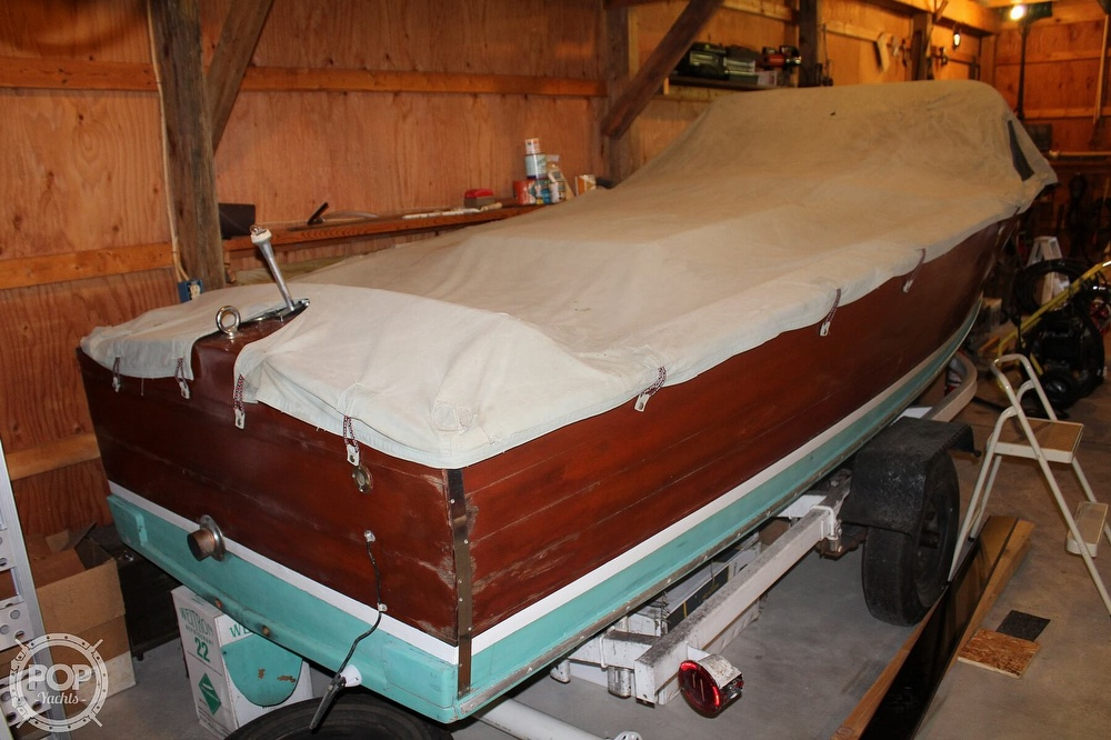 1955 Chris Craft boat for sale, model of the boat is sportsman & Image # 9 of 40