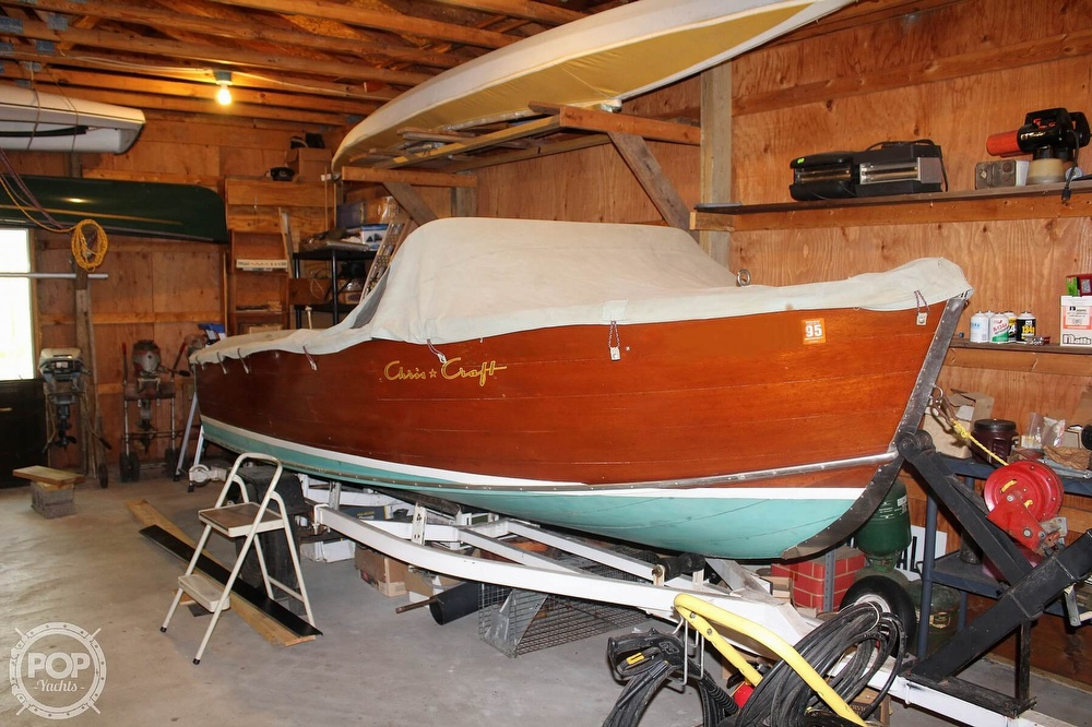 1955 Chris Craft boat for sale, model of the boat is sportsman & Image # 10 of 40