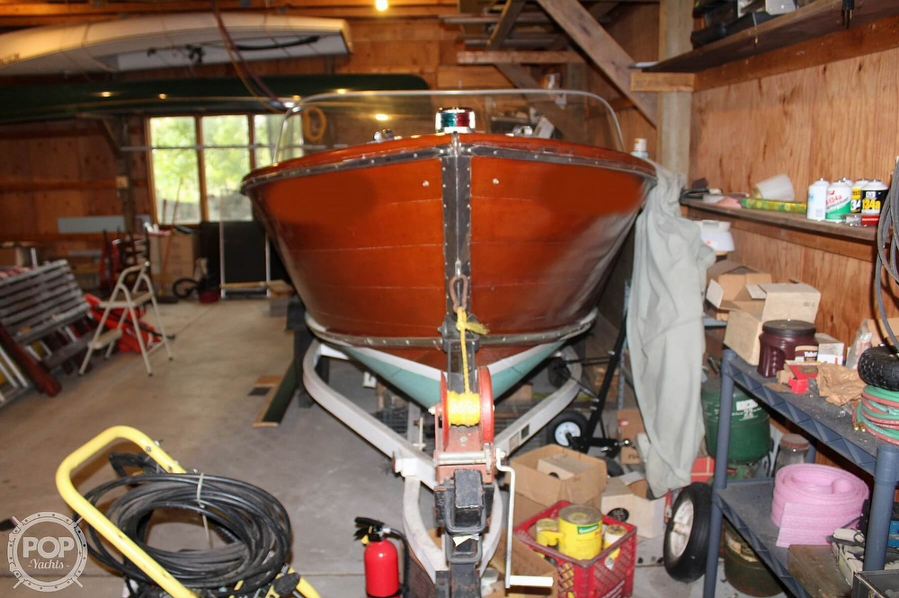 1955 Chris Craft boat for sale, model of the boat is sportsman & Image # 12 of 40