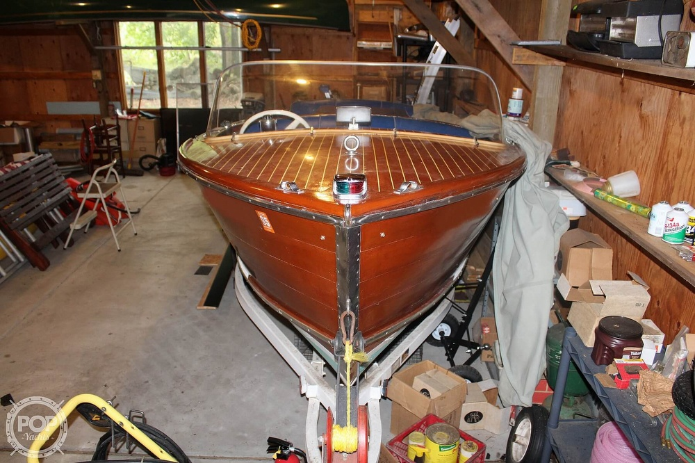 1955 Chris Craft boat for sale, model of the boat is sportsman & Image # 3 of 40