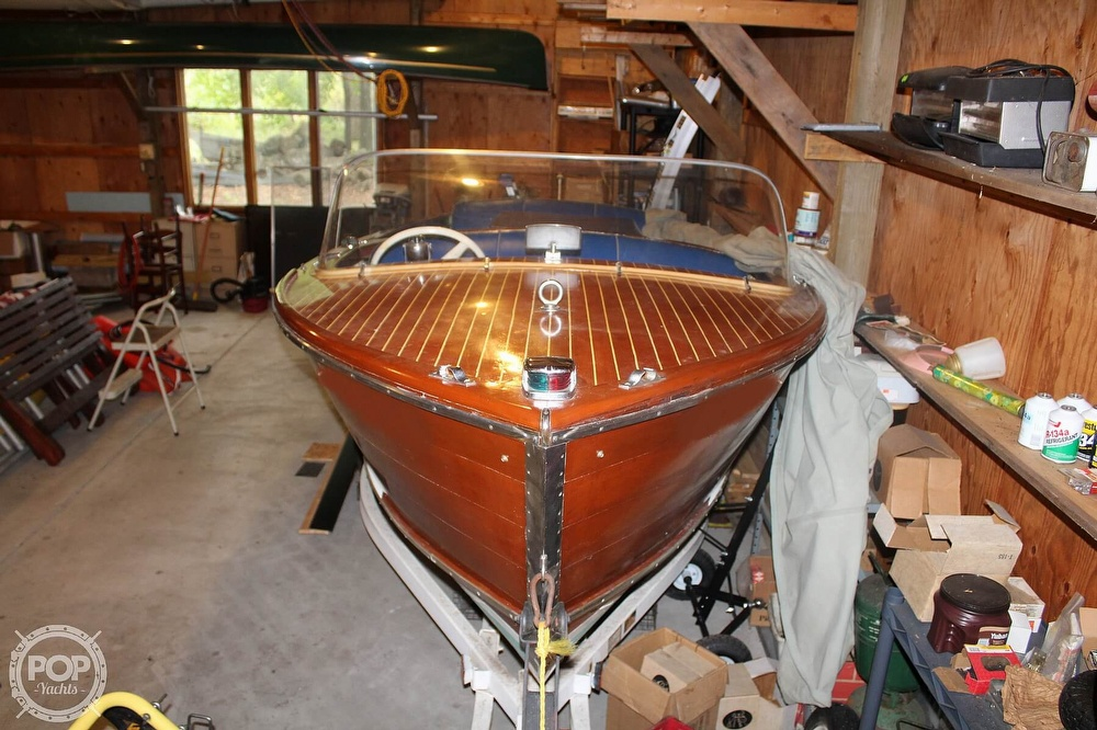 1955 Chris Craft boat for sale, model of the boat is sportsman & Image # 13 of 40