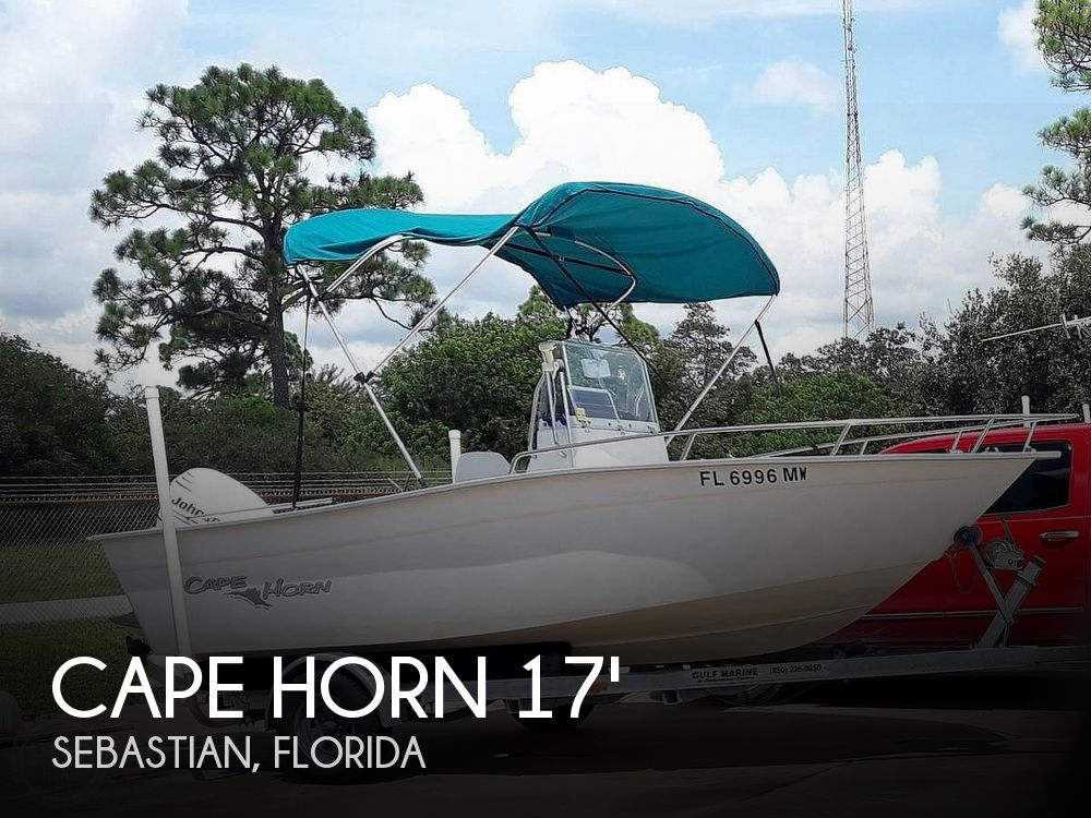 Used CAPE HORN Boats For Sale by owner | 2005 Cape Horn 17 Offshore