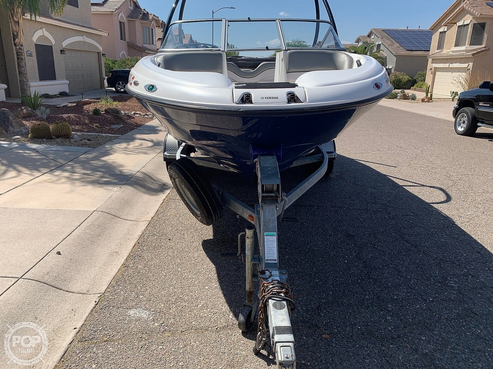 2011 Yamaha boat for sale, model of the boat is SX210 & Image # 8 of 40