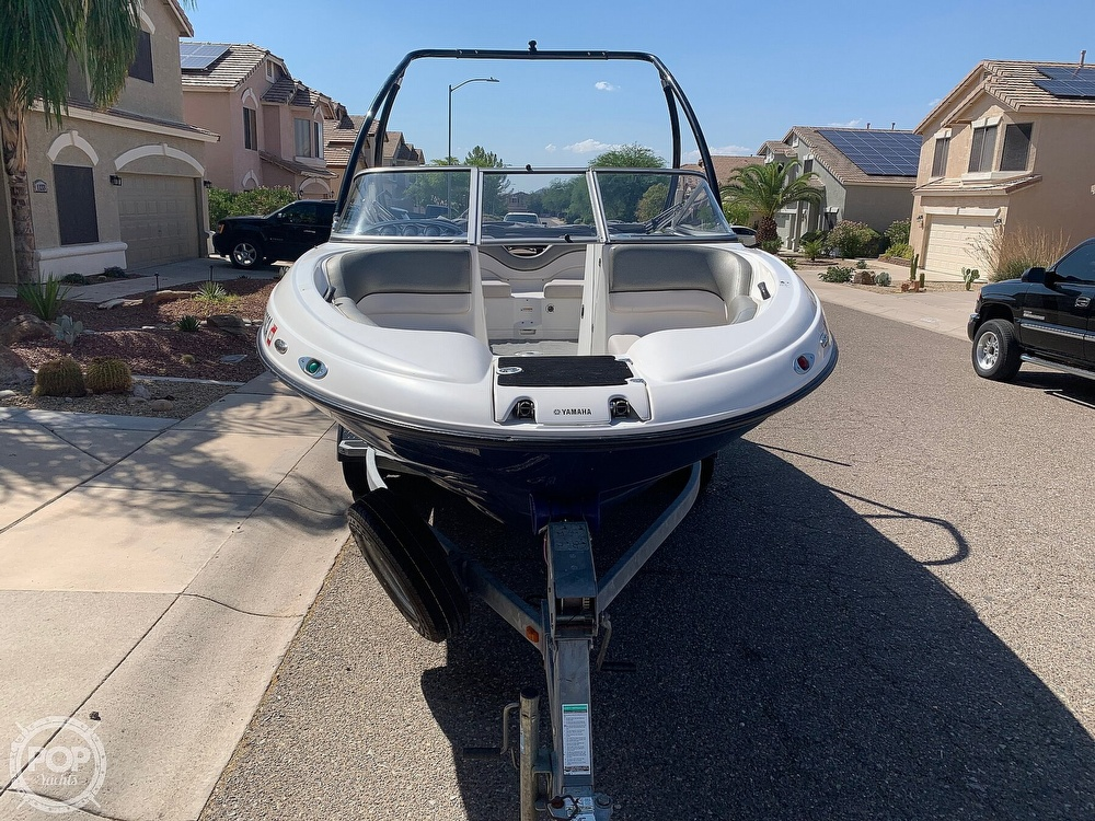 2011 Yamaha boat for sale, model of the boat is SX210 & Image # 27 of 40