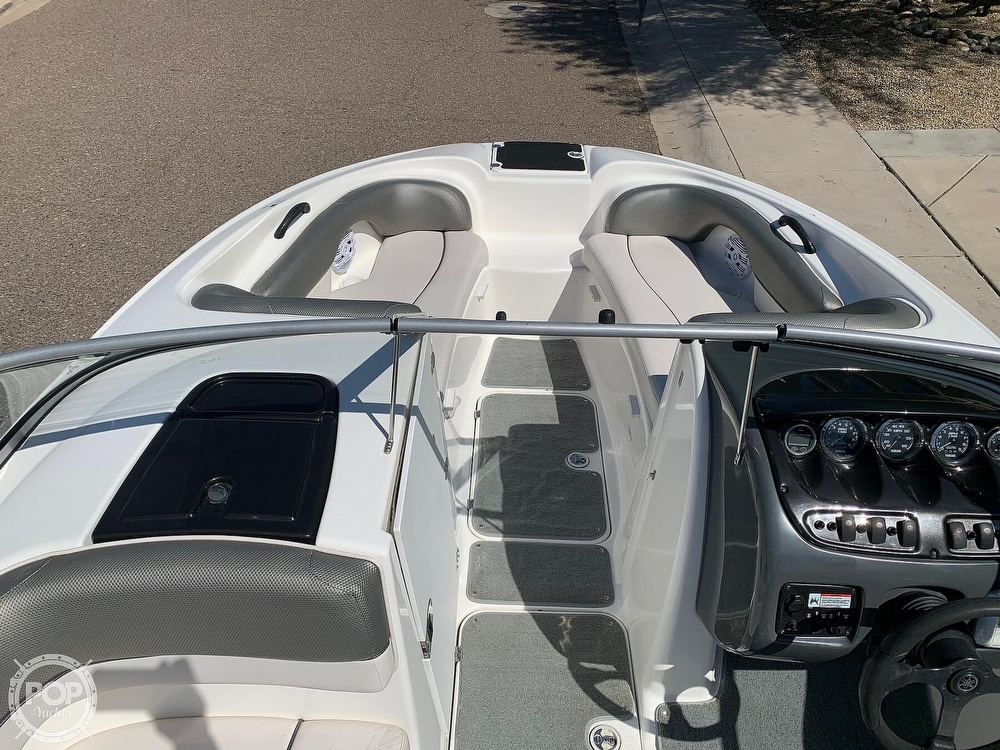 2011 Yamaha boat for sale, model of the boat is SX210 & Image # 24 of 40