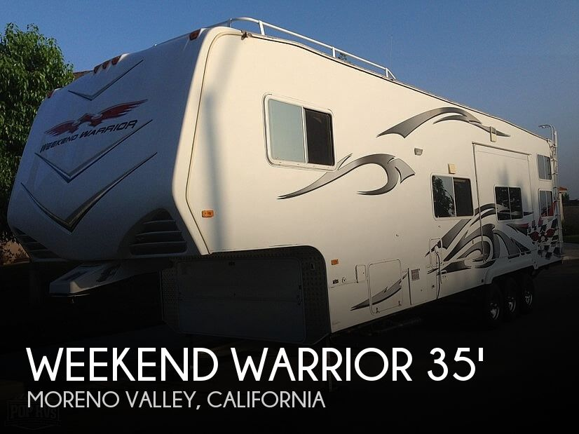 2009 Weekend Warrior Weekend Warrior LE 3505