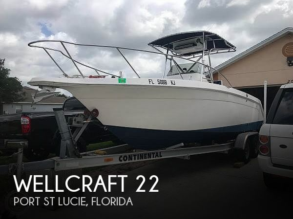 Used Wellcraft 22 Boats For Sale by owner | 1997 Wellcraft 22