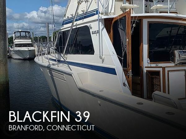 Used Blackfin Boats For Sale by owner | 1986 Blackfin 39