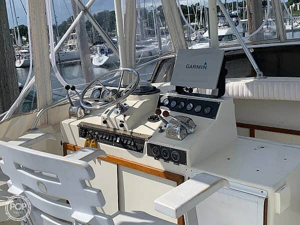 1986 Blackfin boat for sale, model of the boat is 39 & Image # 31 of 40