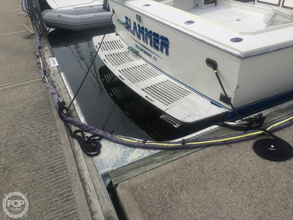 1986 Blackfin boat for sale, model of the boat is 39 & Image # 37 of 40