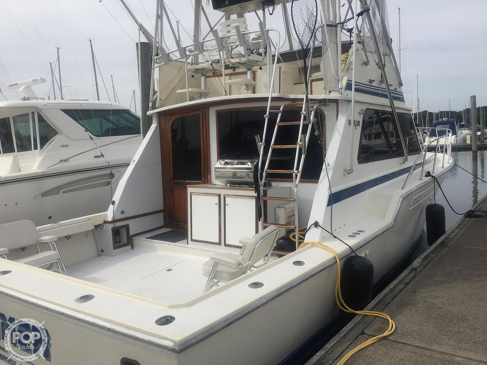 1986 Blackfin boat for sale, model of the boat is 39 & Image # 38 of 40
