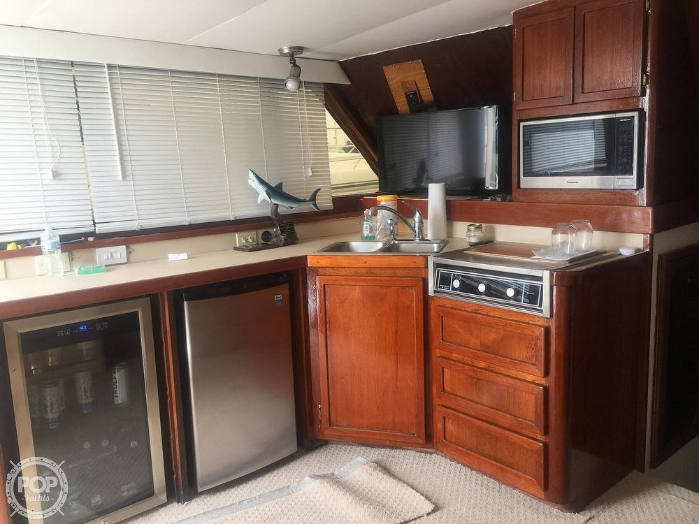 1986 Blackfin boat for sale, model of the boat is 39 & Image # 34 of 40