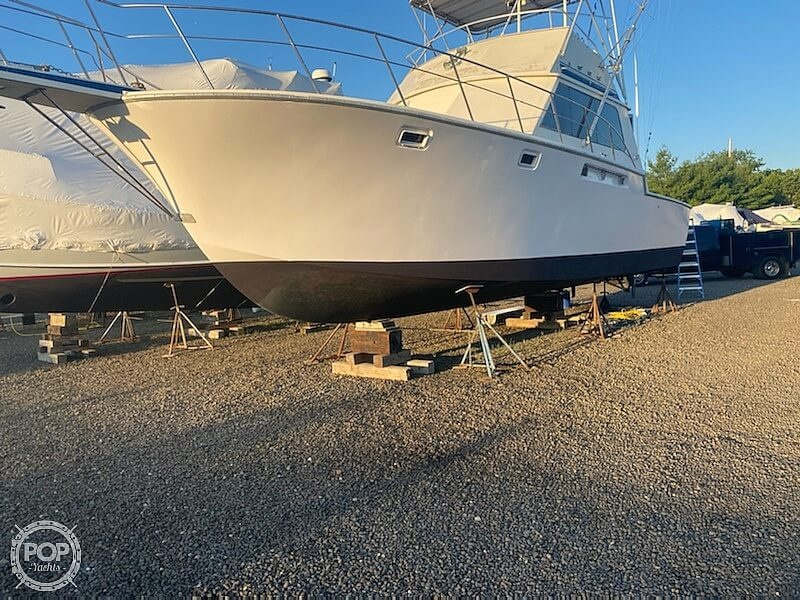 1986 Blackfin boat for sale, model of the boat is 39 & Image # 9 of 40