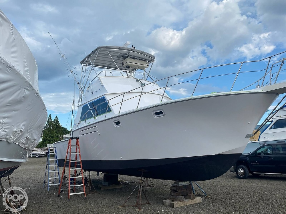 1986 Blackfin boat for sale, model of the boat is 39 & Image # 7 of 40