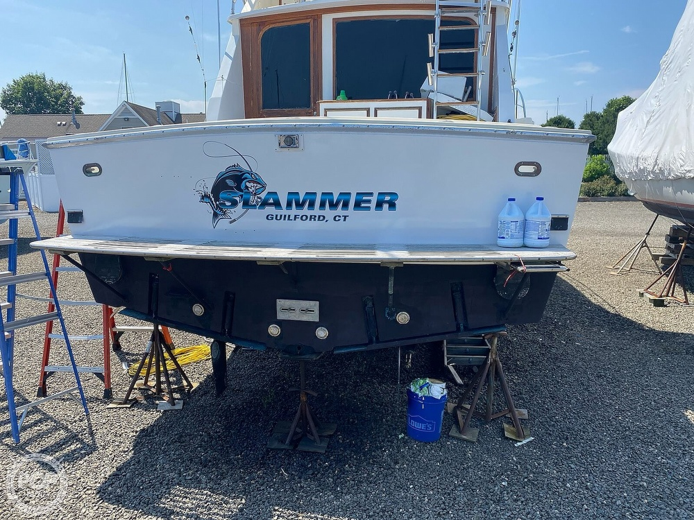 1986 Blackfin boat for sale, model of the boat is 39 & Image # 10 of 40