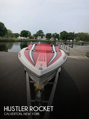 Used Boats For Sale in Hartford, Connecticut by owner | 2015 29 foot Hustler Rocket