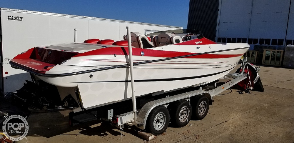 2015 Hustler boat for sale, model of the boat is 29 Rockit & Image # 12 of 40