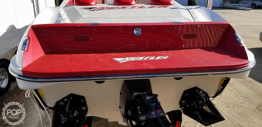 2015 Hustler boat for sale, model of the boat is 29 Rockit & Image # 13 of 40