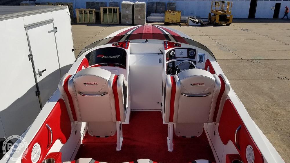 2015 Hustler boat for sale, model of the boat is 29 Rockit & Image # 20 of 40