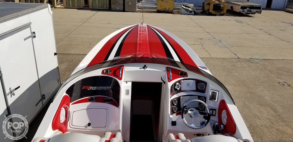2015 Hustler boat for sale, model of the boat is 29 Rockit & Image # 39 of 40