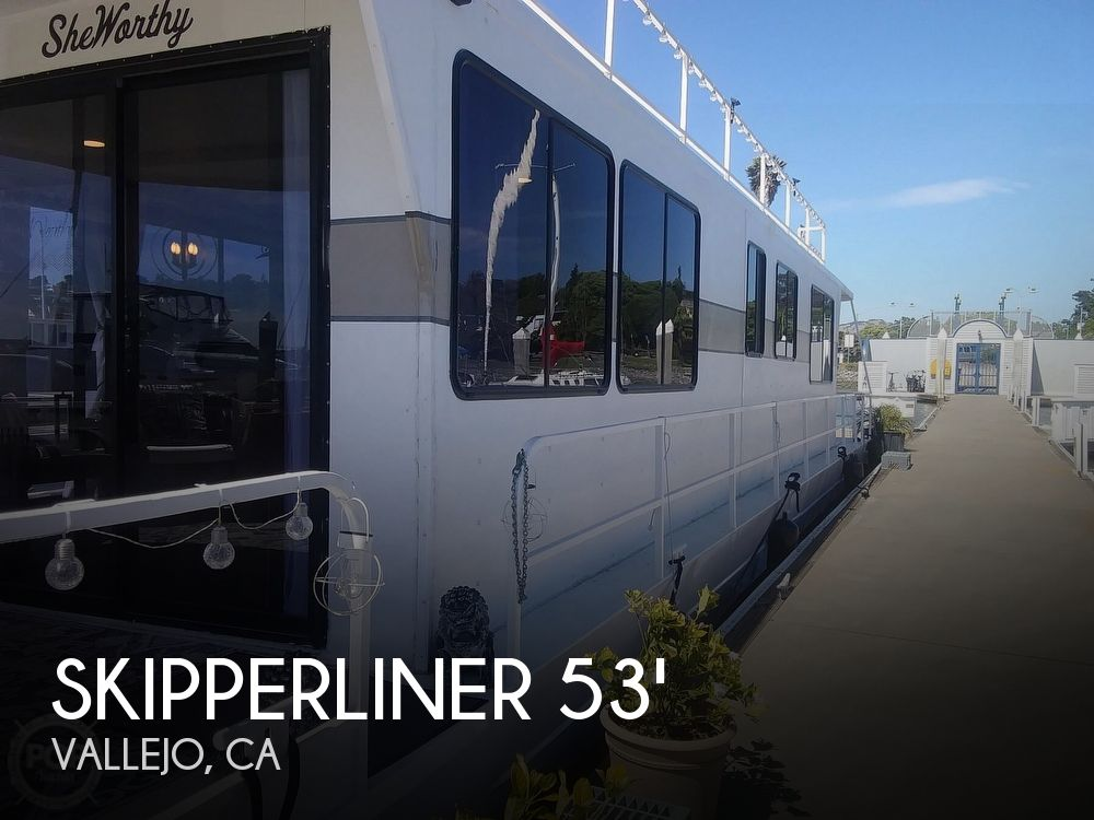 Used Boats For Sale in Stockton, California by owner | 1988 Skipperliner 50 Fantasy