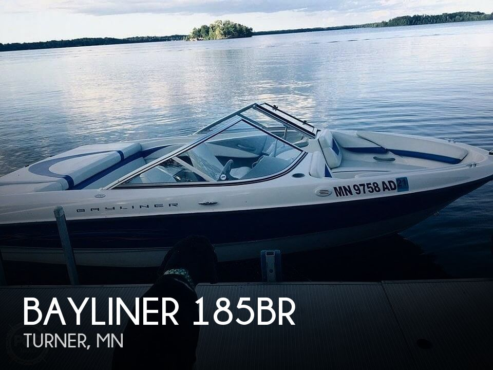Used Bayliner Boats For Sale in Minnesota by owner | 2006 Bayliner 185BR