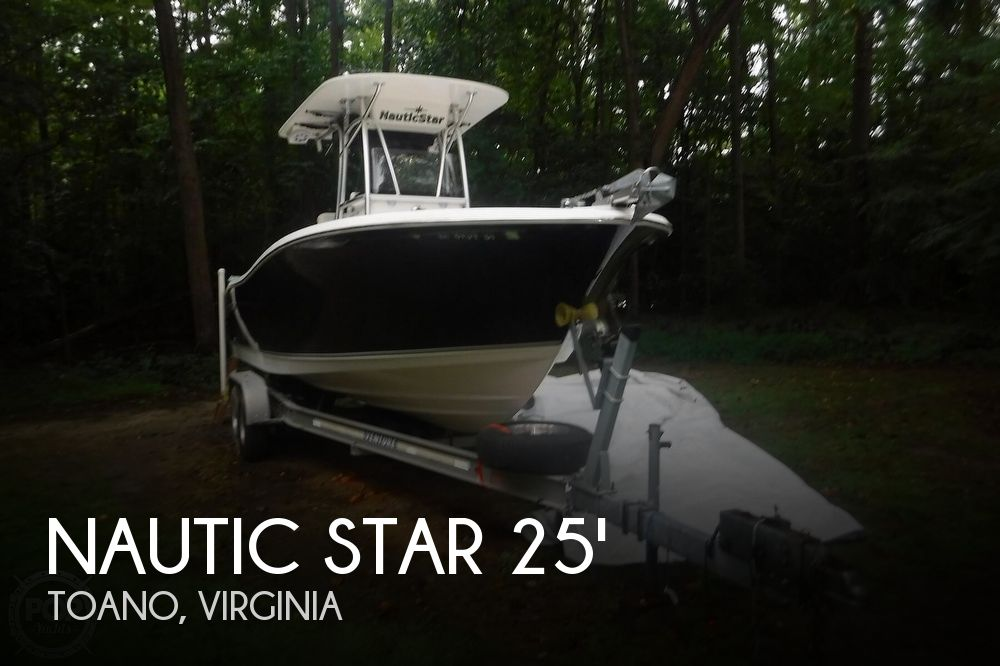 Used Nautic Star 25 Boats For Sale by owner | 2011 Nautic Star 2500 XS Offshore