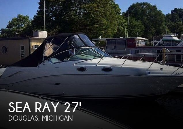 Used Sea Ray 270 Boats For Sale by owner | 2007 Sea Ray Amberjack 270