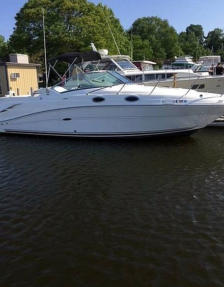 2007 Sea Ray 270 Amberjack - #$LI_INDEX