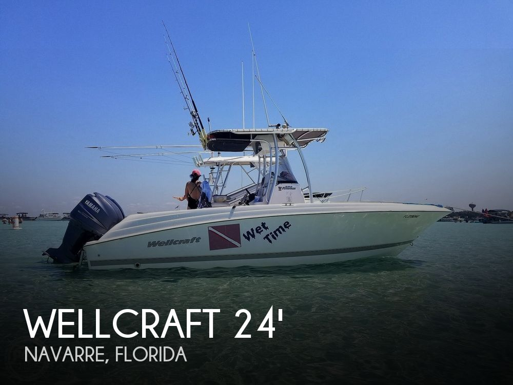 Used Wellcraft 23 Boats For Sale by owner | 2005 Wellcraft 232 Fisherman
