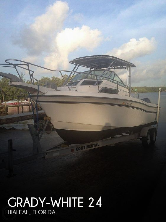 Used Grady-White Boats For Sale in Florida by owner | 1992 Grady-White 24