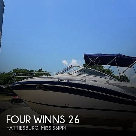 Used Four Winns 26 Boats For Sale by owner | 2009 Four Winns 26