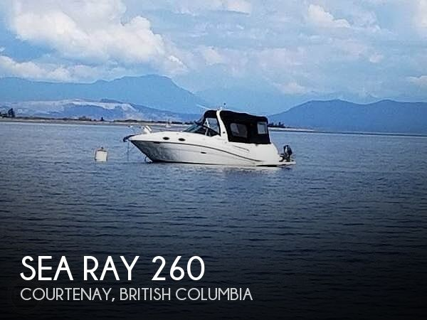 Used Sea Ray Sundancer 260 Boats For Sale by owner | 2008 Sea Ray Sundancer 260