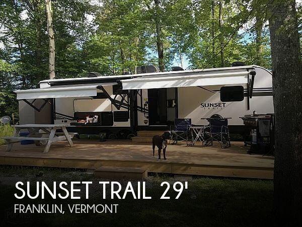 2019 CrossRoads Sunset Trail 29 SS330SI