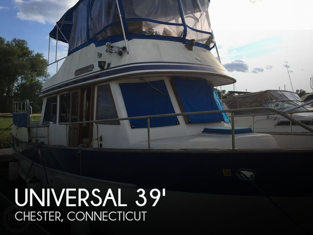 Used Universal Boats For Sale by owner | 1984 Universal Hampton Bay 39