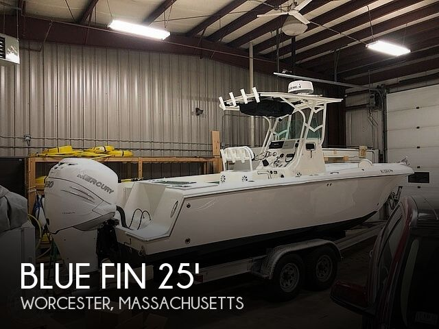 Used Blue Fin Boats For Sale by owner | 2009 Blue Fin Profish 250