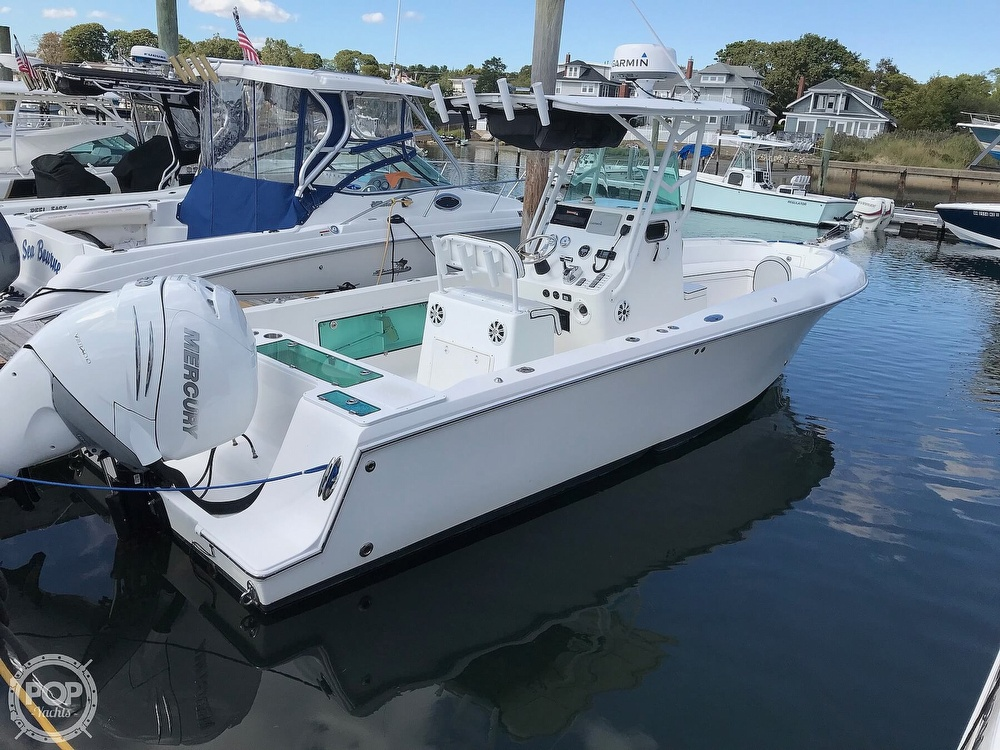2009 Blue Fin boat for sale, model of the boat is Profish 250 & Image # 2 of 40