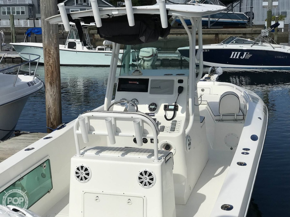 2009 Blue Fin boat for sale, model of the boat is Profish 250 & Image # 5 of 40