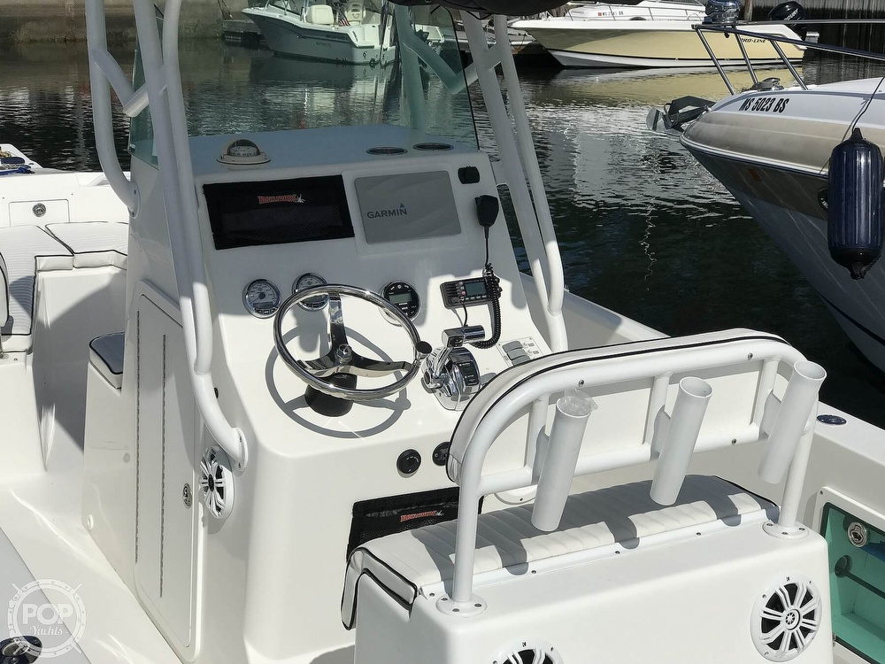 2009 Blue Fin boat for sale, model of the boat is Profish 250 & Image # 3 of 40