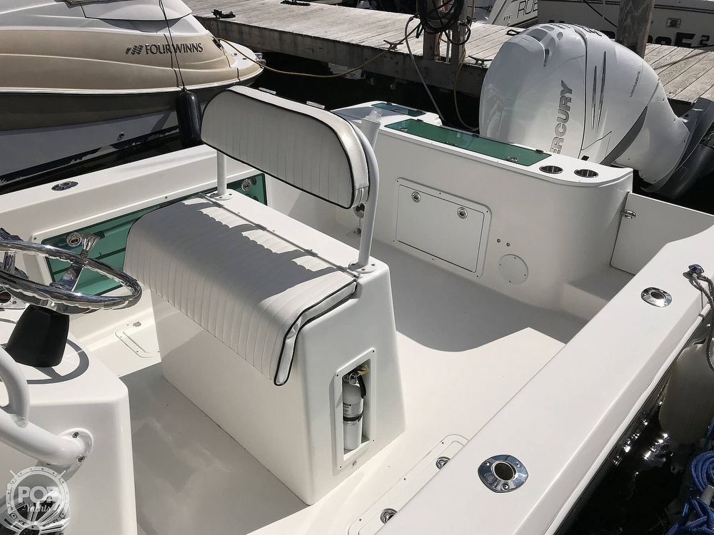 2009 Blue Fin boat for sale, model of the boat is Profish 250 & Image # 12 of 40