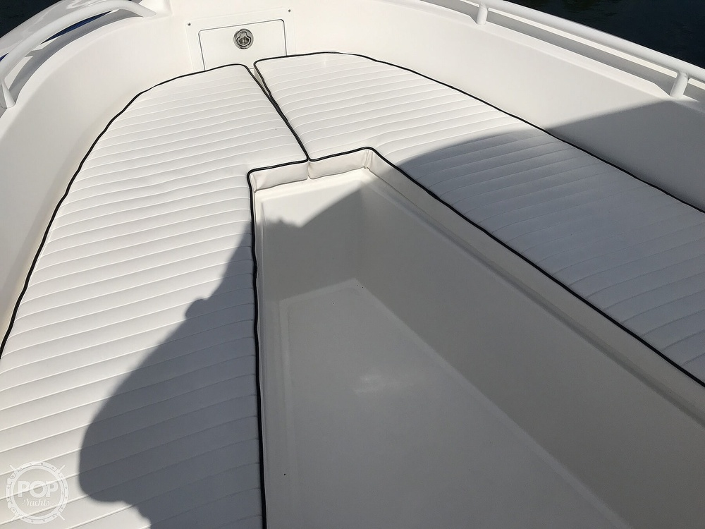 2009 Blue Fin boat for sale, model of the boat is Profish 250 & Image # 21 of 40